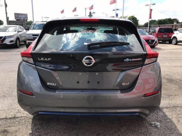 2018 Nissan LEAF 1N4AZ1CPXJC304483