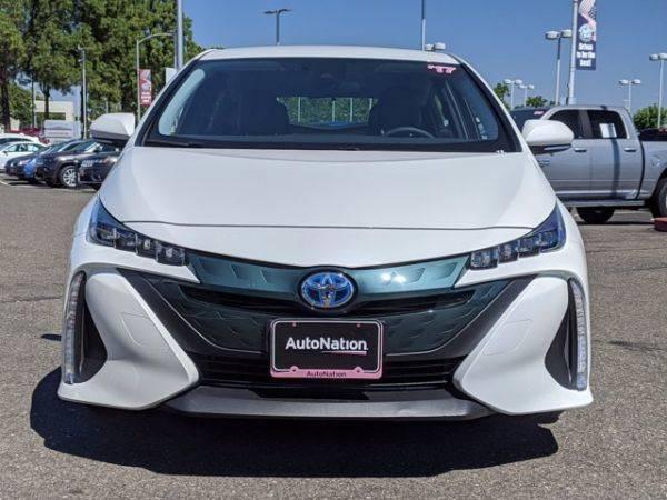 2017 Toyota Prius Prime JTDKARFP3H3034801