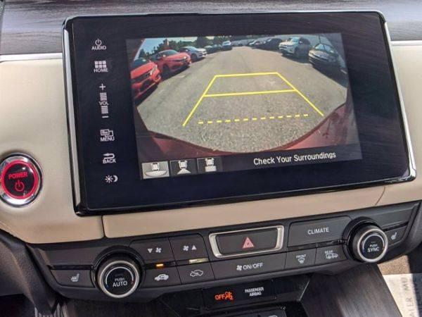 2018 Honda Clarity JHMZC5F18JC019325