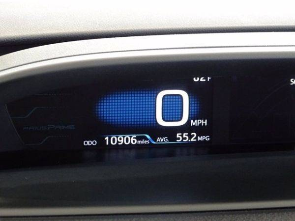 2019 Toyota Prius Prime JTDKARFP3K3115269