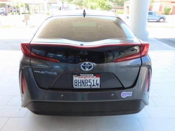 2019 Toyota Prius Prime JTDKARFPXK3105418