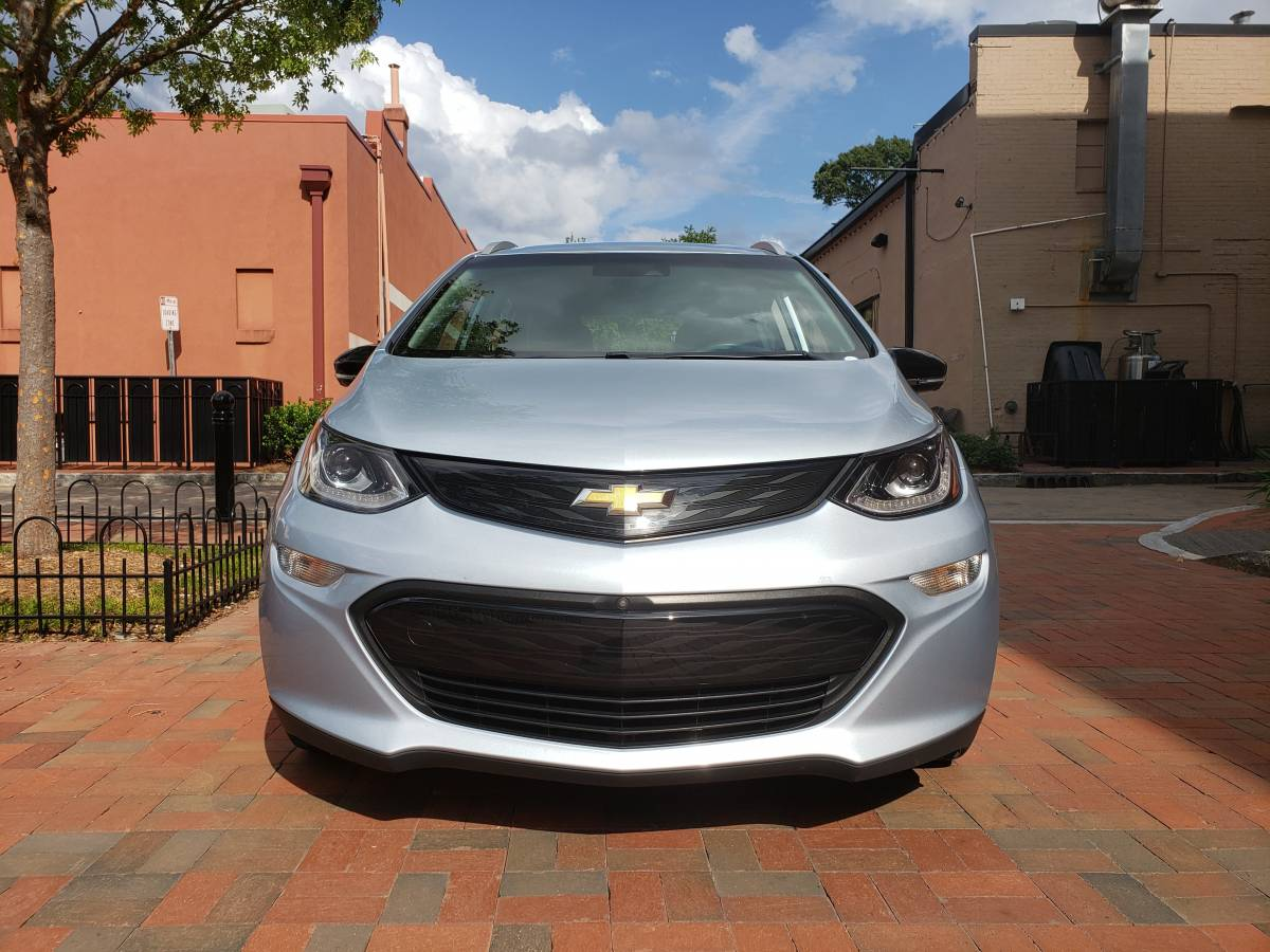 2017 Chevrolet Bolt 1G1FX6S09H4118082