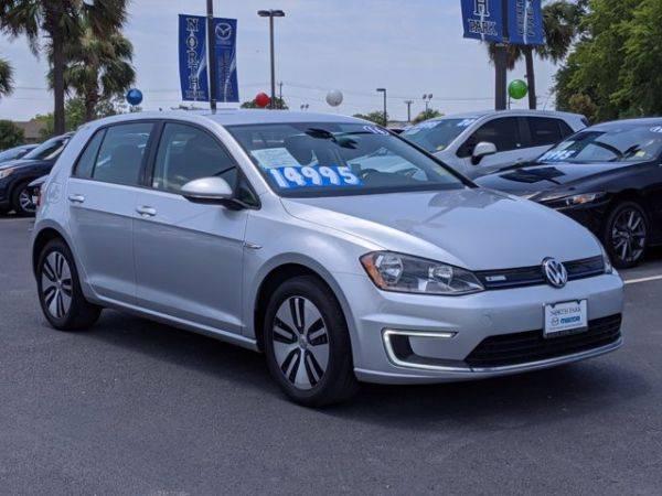 2016 Volkswagen e-Golf WVWKP7AUXGW915962