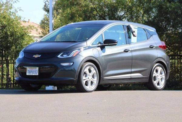 2017 Chevrolet Bolt 1G1FW6S07H4134509
