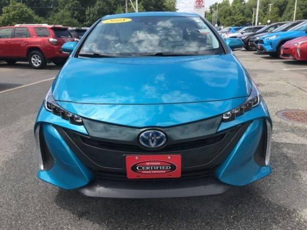 2018 Toyota Prius Prime JTDKARFP4J3095046