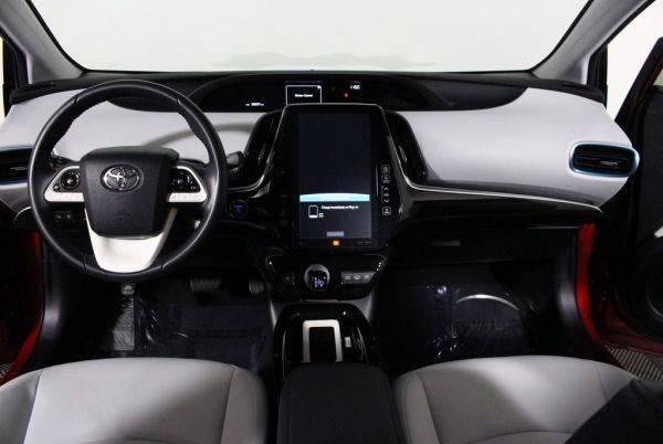 2018 Toyota Prius Prime JTDKARFP6J3072058