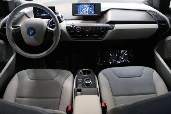 2018 BMW i3 WBY7Z8C59JVB86718