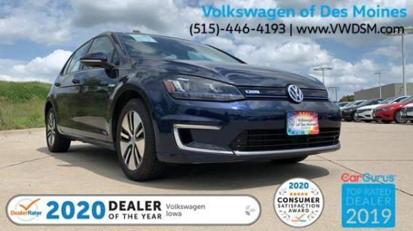 2016 Volkswagen e-Golf WVWPP7AU5GW915423