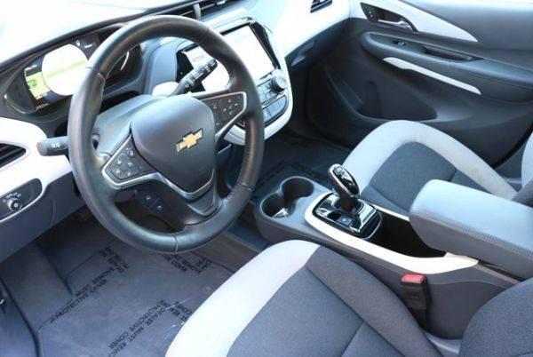 2017 Chevrolet Bolt 1G1FW6S08H4161914