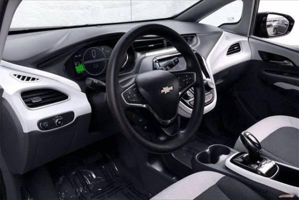 2017 Chevrolet Bolt 1G1FW6S01H4130536