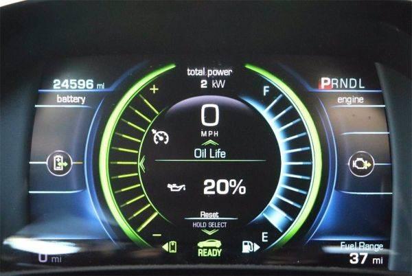 2017 Chevrolet VOLT 1G1RD6S51HU136318