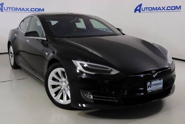 2018 Tesla Model S 5YJSA1E25JF280832