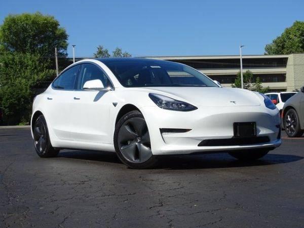 2019 Tesla Model 3 5YJ3E1EB3KF493613