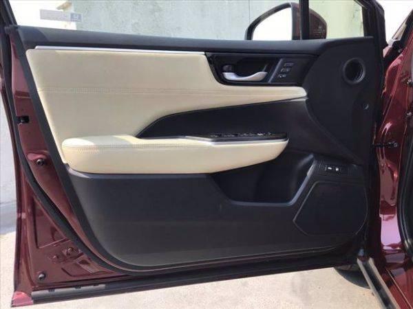 2018 Honda Clarity JHMZC5F35JC010728