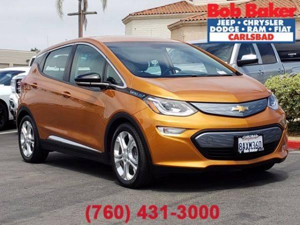2017 Chevrolet Bolt 1G1FW6S07H4144022