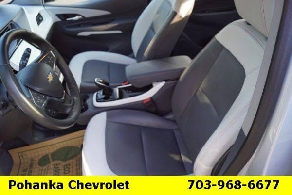 2017 Chevrolet Bolt 1G1FX6S02H4153143