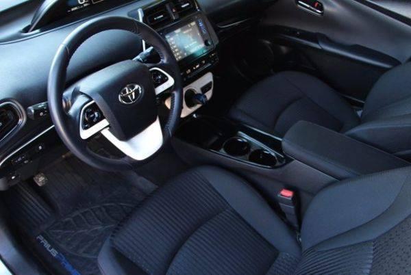 2018 Toyota Prius Prime JTDKARFP2J3089651