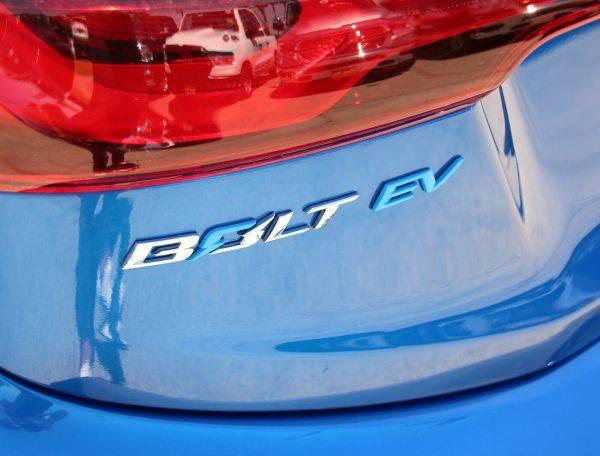 2019 Chevrolet Bolt 1G1FW6S09K4135183