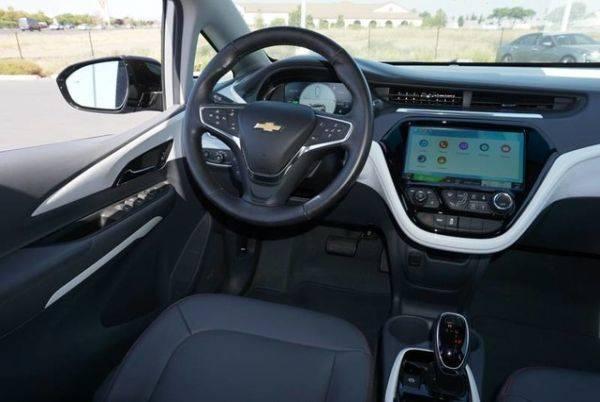 2017 Chevrolet Bolt 1G1FX6S0XH4141905