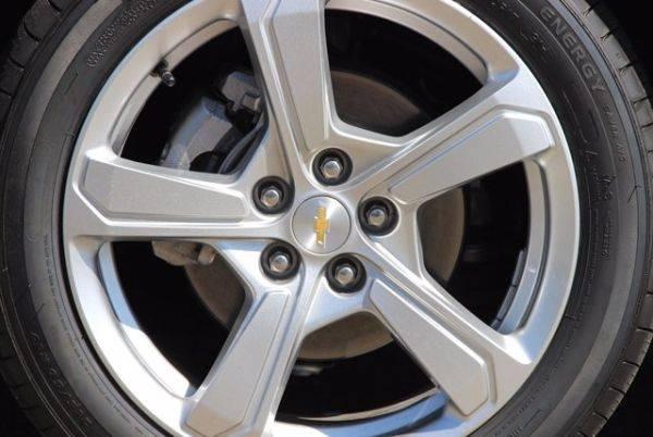 2017 Chevrolet VOLT 1G1RC6S55HU198839