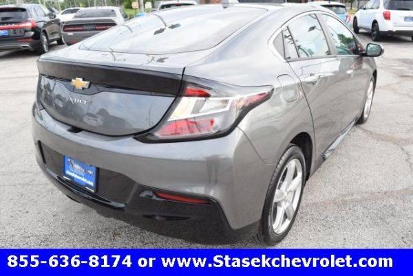 2017 Chevrolet VOLT 1G1RA6S58HU199862