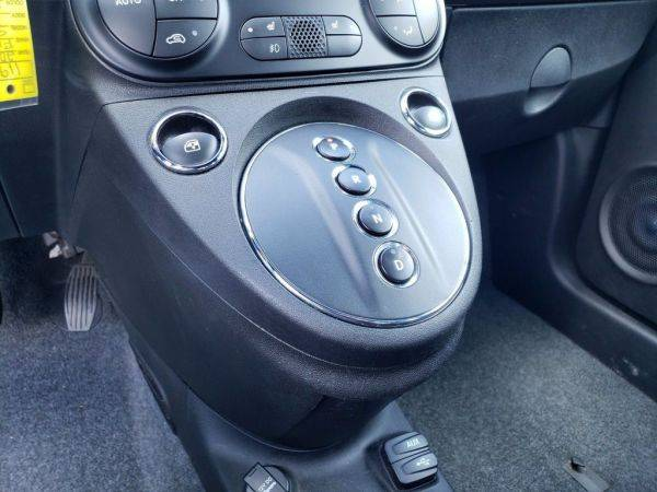 2017 Fiat 500e 3C3CFFGE4HT661548