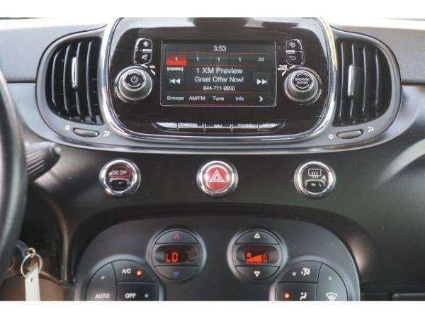 2017 Fiat 500e 3C3CFFGE0HT611679
