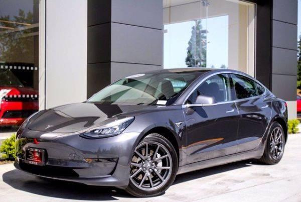 2019 Tesla Model 3 5YJ3E1EBXKF432629