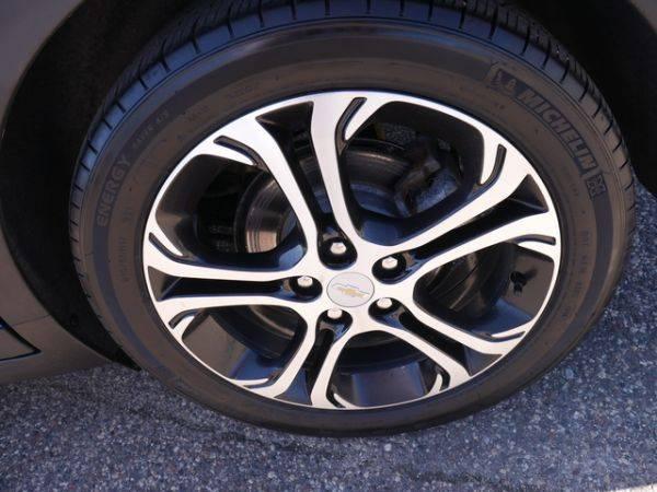 2017 Chevrolet Bolt 1G1FX6S09H4172093
