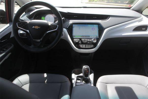 2017 Chevrolet Bolt 1G1FX6S05H4160023