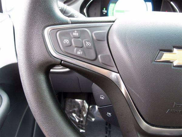 2017 Chevrolet Bolt 1G1FW6S07H4168644
