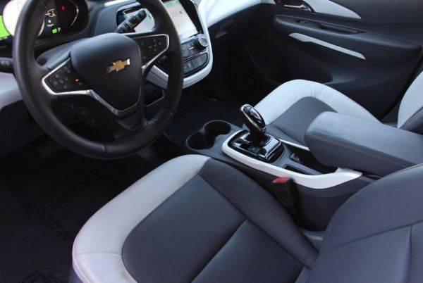2017 Chevrolet Bolt 1G1FX6S01H4164828