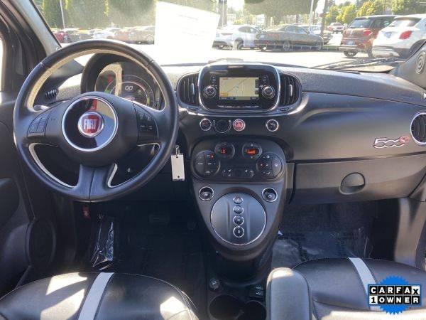 2017 Fiat 500e 3C3CFFGE7HT704585