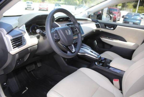 2018 Honda Clarity JHMZC5F35JC005898
