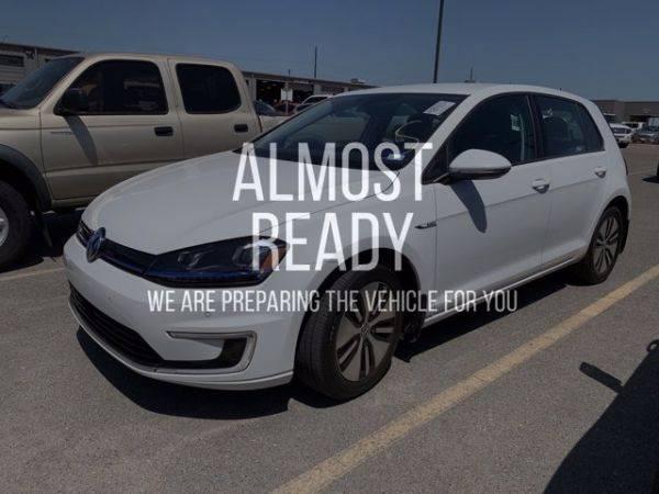 2016 Volkswagen e-Golf WVWPP7AU7GW917092