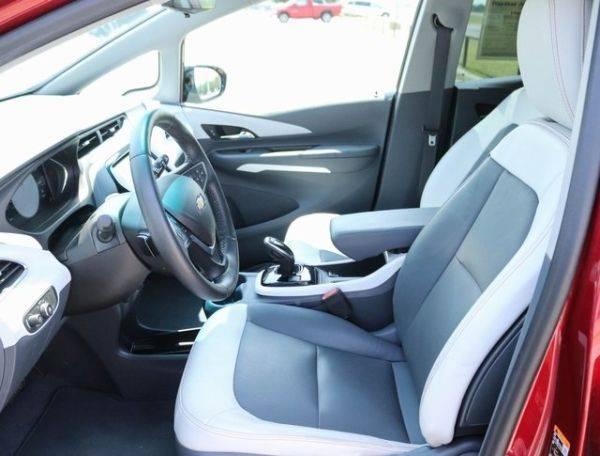 2017 Chevrolet Bolt 1G1FX6S01H4157362