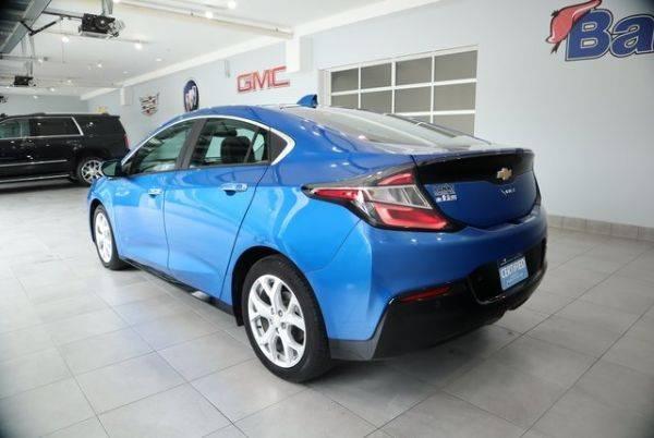 2017 Chevrolet VOLT 1G1RD6S50HU154390