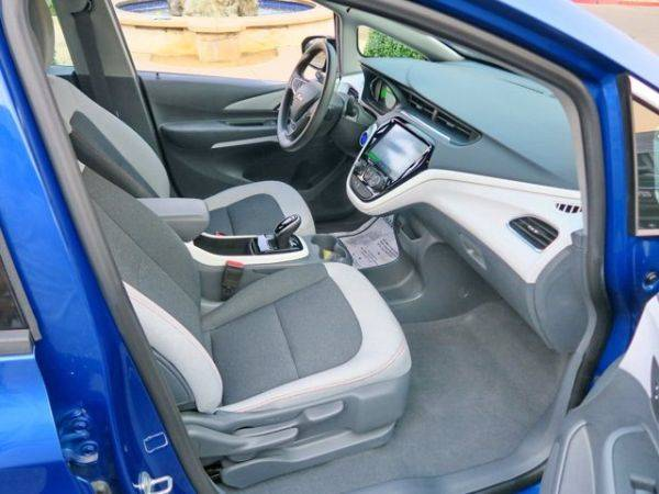 2017 Chevrolet Bolt 1G1FW6S04H4126450