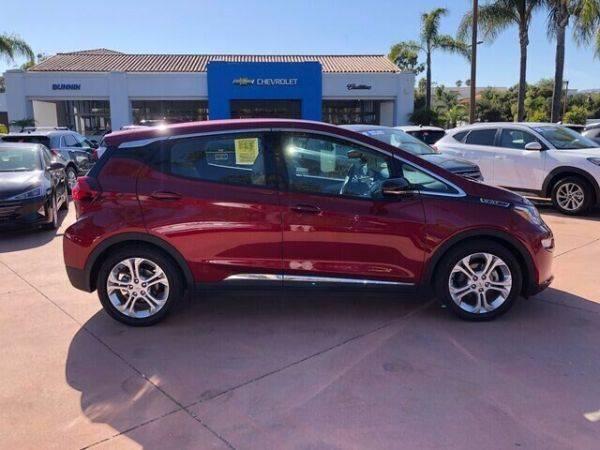 2020 Chevrolet Bolt 1G1FY6S0XL4117173