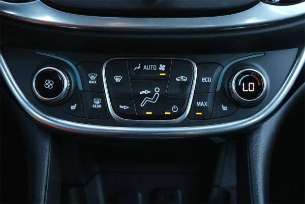 2017 Chevrolet VOLT 1G1RD6S52HU197791