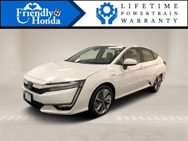 2018 Honda Clarity JHMZC5F10JC017889