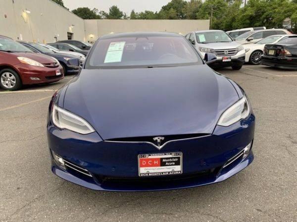 2019 Tesla Model S 5YJSA1E23KF300612