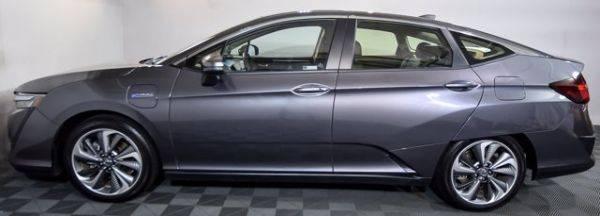 2018 Honda Clarity JHMZC5F12JC012208