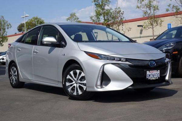 2020 Toyota Prius Prime JTDKARFP2L3131495