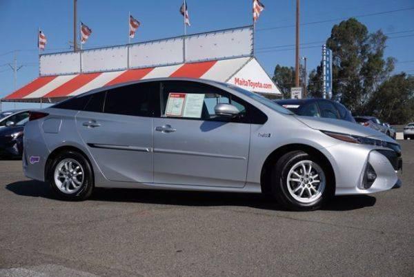 2019 Toyota Prius Prime JTDKARFP2K3115702
