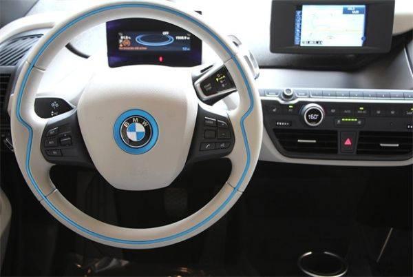 2016 BMW i3 WBY1Z2C54GV556787