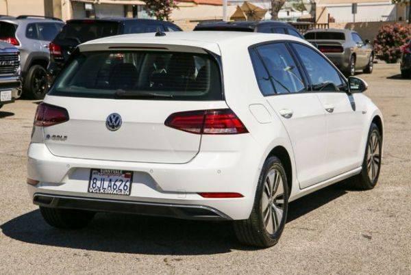 2019 Volkswagen e-Golf WVWPR7AU9KW904864