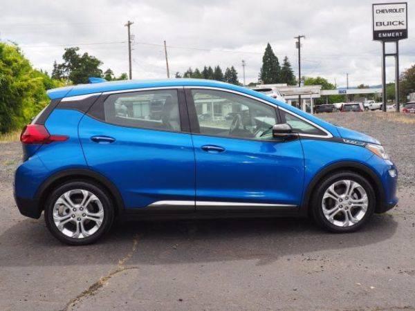 2017 Chevrolet Bolt 1G1FW6S05H4140924