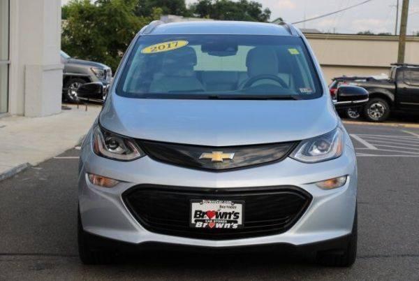 2017 Chevrolet Bolt 1G1FX6S07H4168785