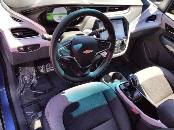 2017 Chevrolet Bolt 1G1FW6S05H4154256